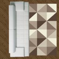 Килими фризе, белгийски килими