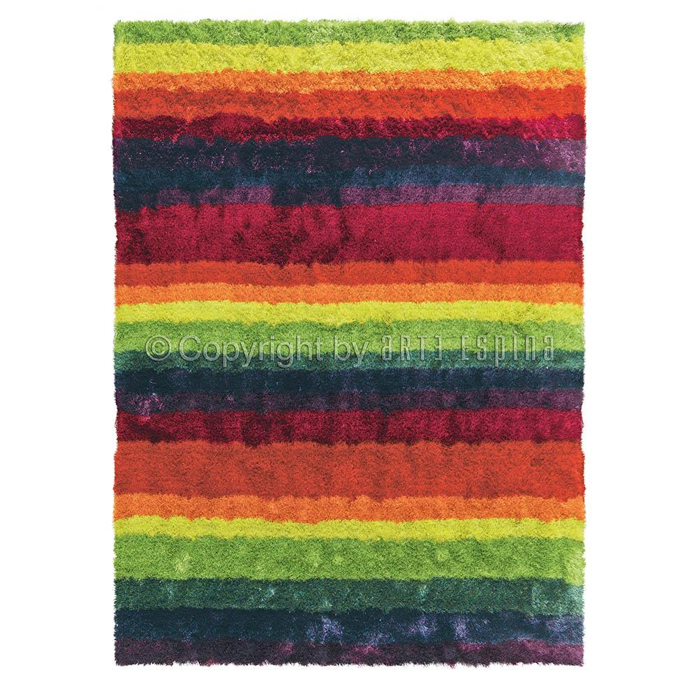 килим шаги – Funky черти цветни
