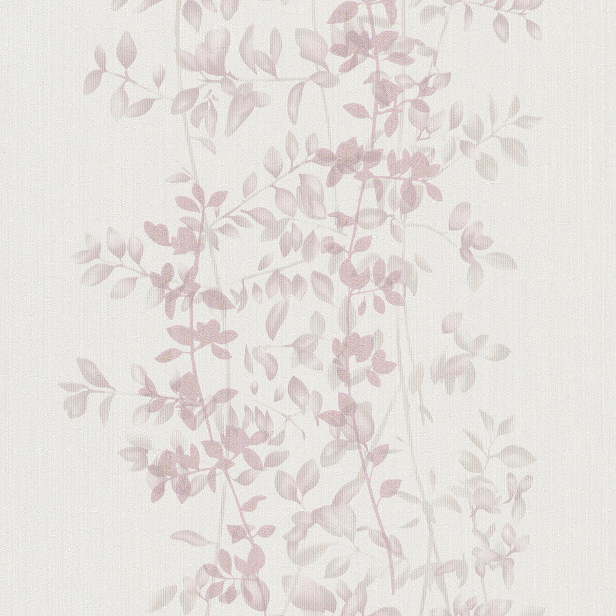 тапет Фешън 4Уолс розови клонки бяло