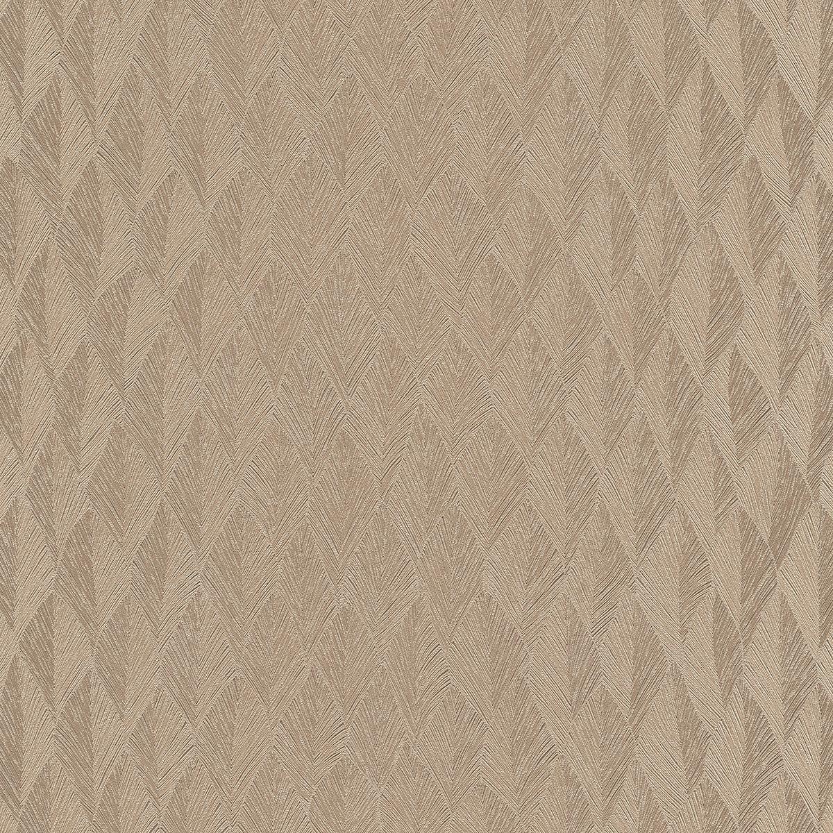 тапет Фешън 4Уолс златен отпечатък листа