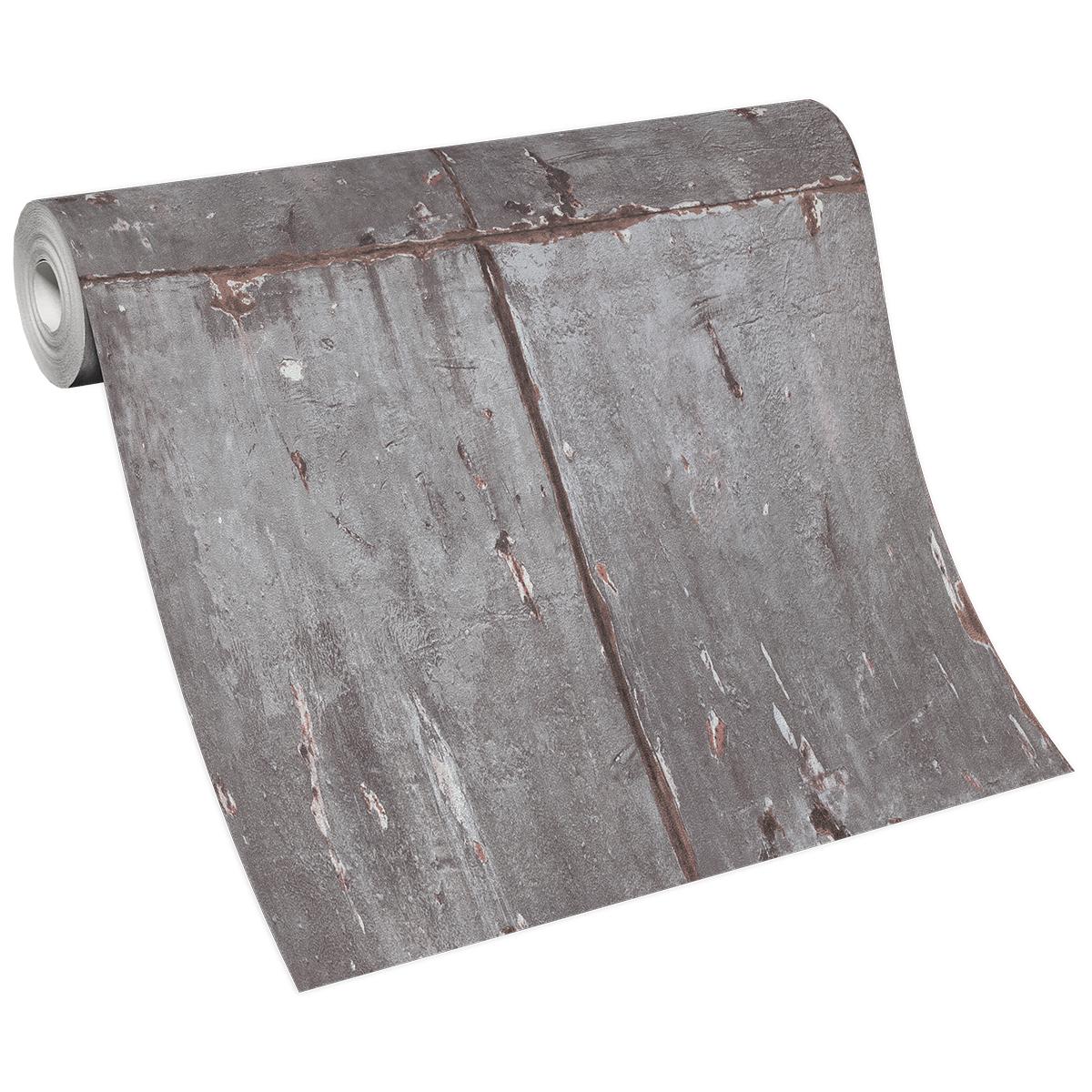 тапет Новости 2 метални панели сиво