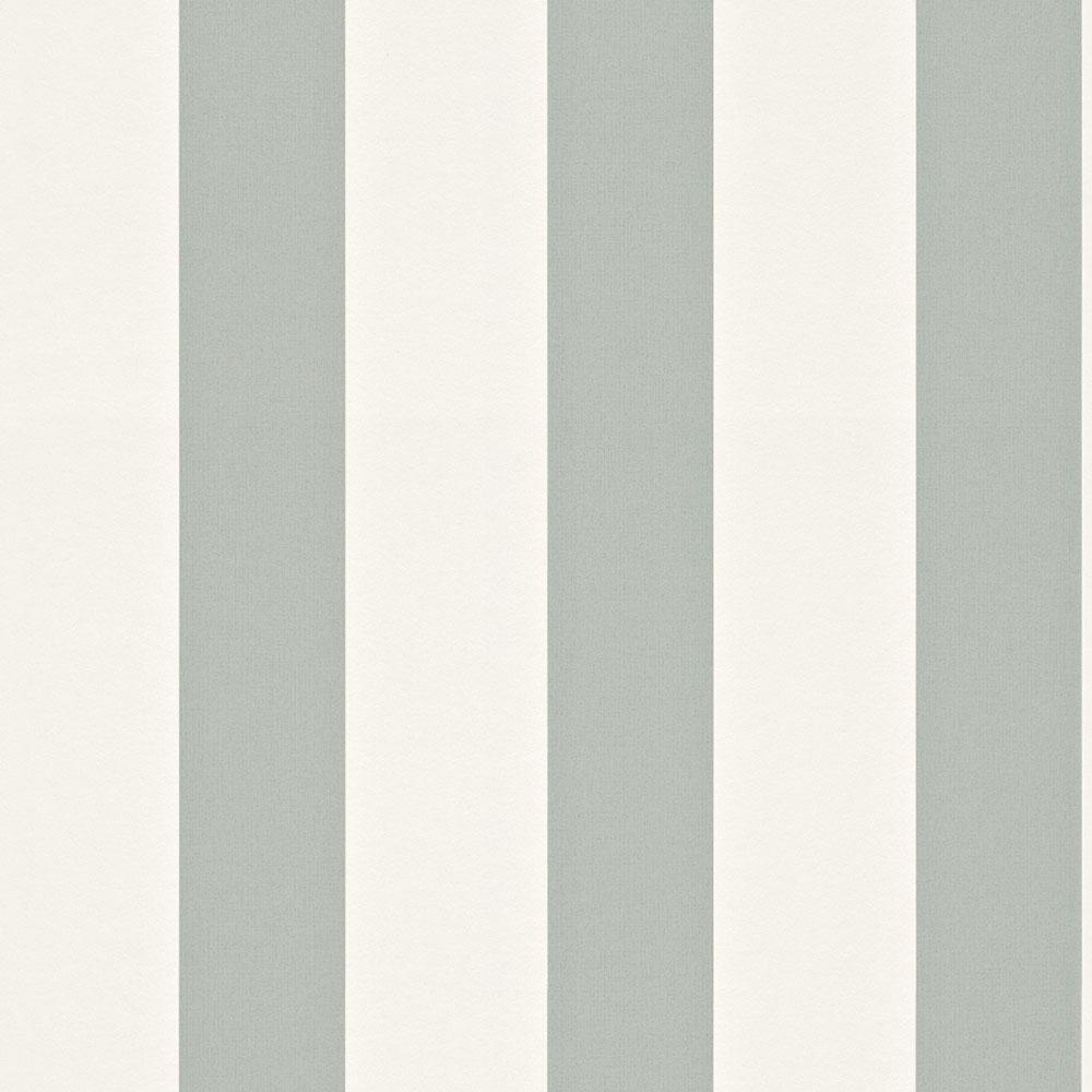 тапет Trend Nature сиво райе бяло