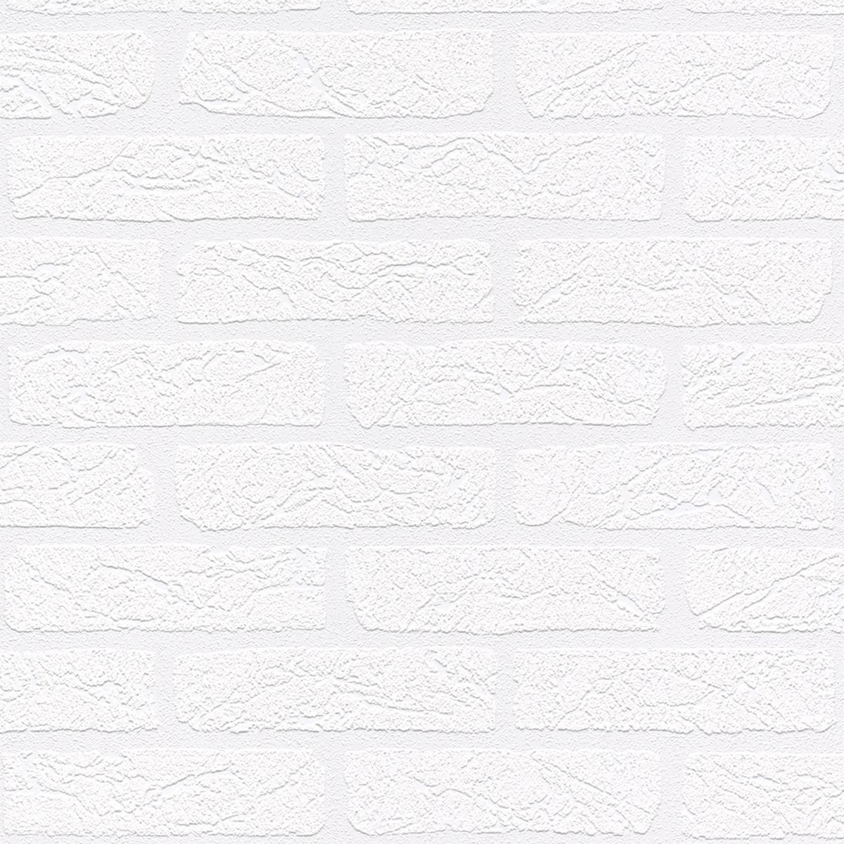 Тапет Инспирейшън 2 тухли бяло