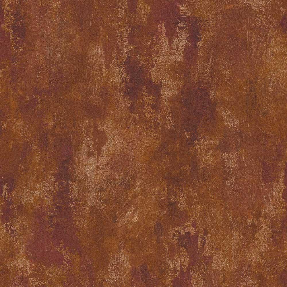 тапет Инспирейшън метал стена оранж (Криспи)