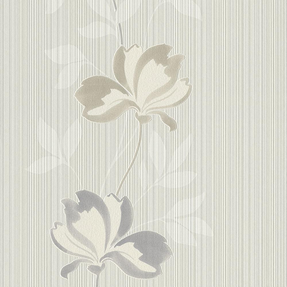 тапет #СмениТапетите сиви цветя ахатово сиво