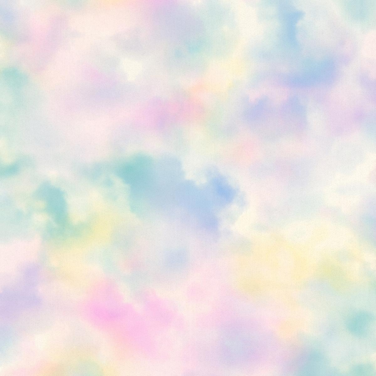 тапет Кидс&Тийнс3 небе синьо-розово