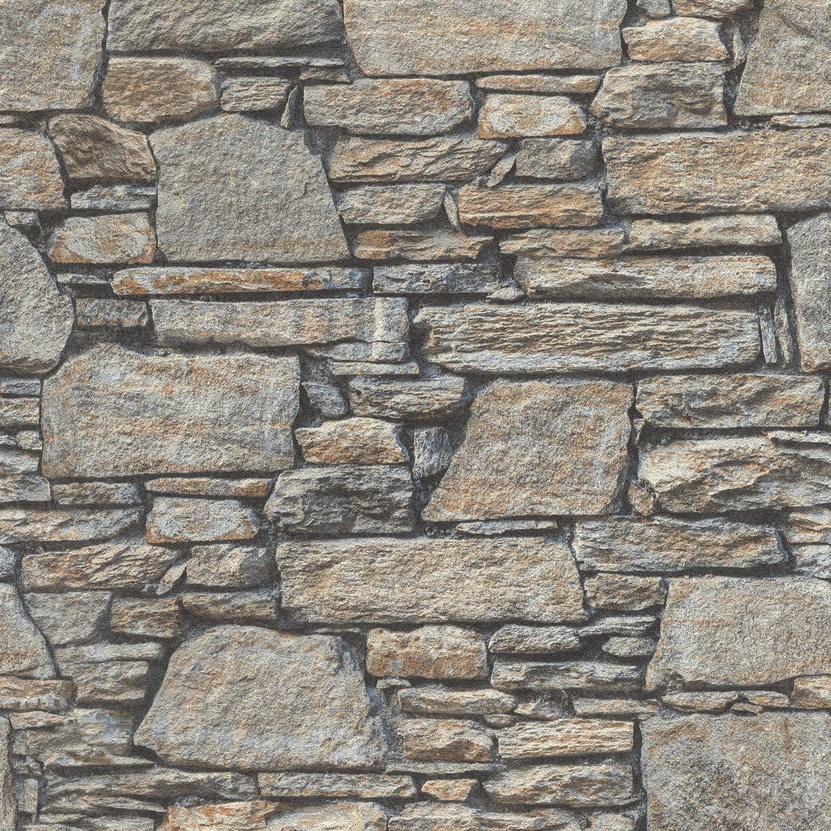 тапет #СмениТапетите камък сив