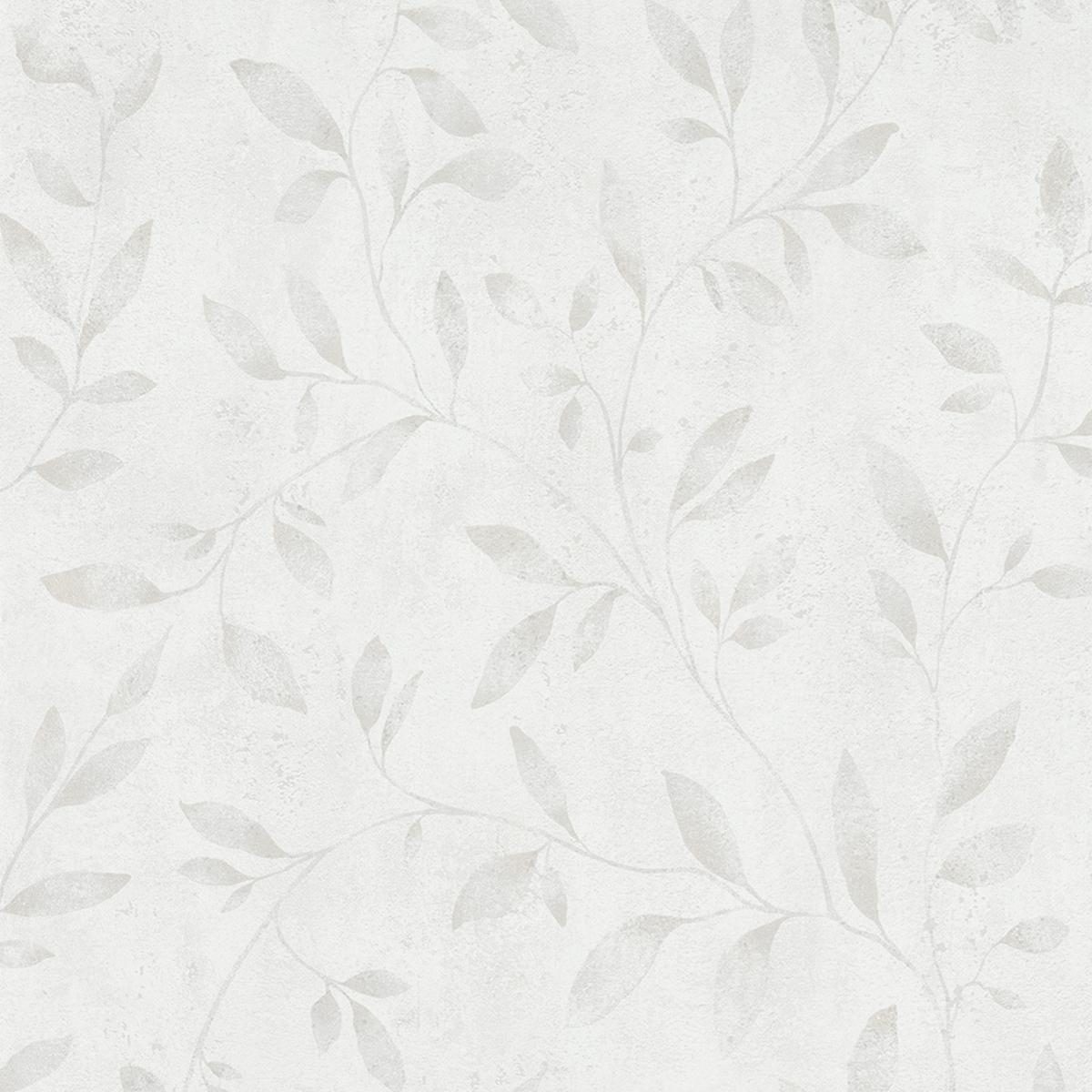 Тапет Ърбан Спейсис сини цветя крем