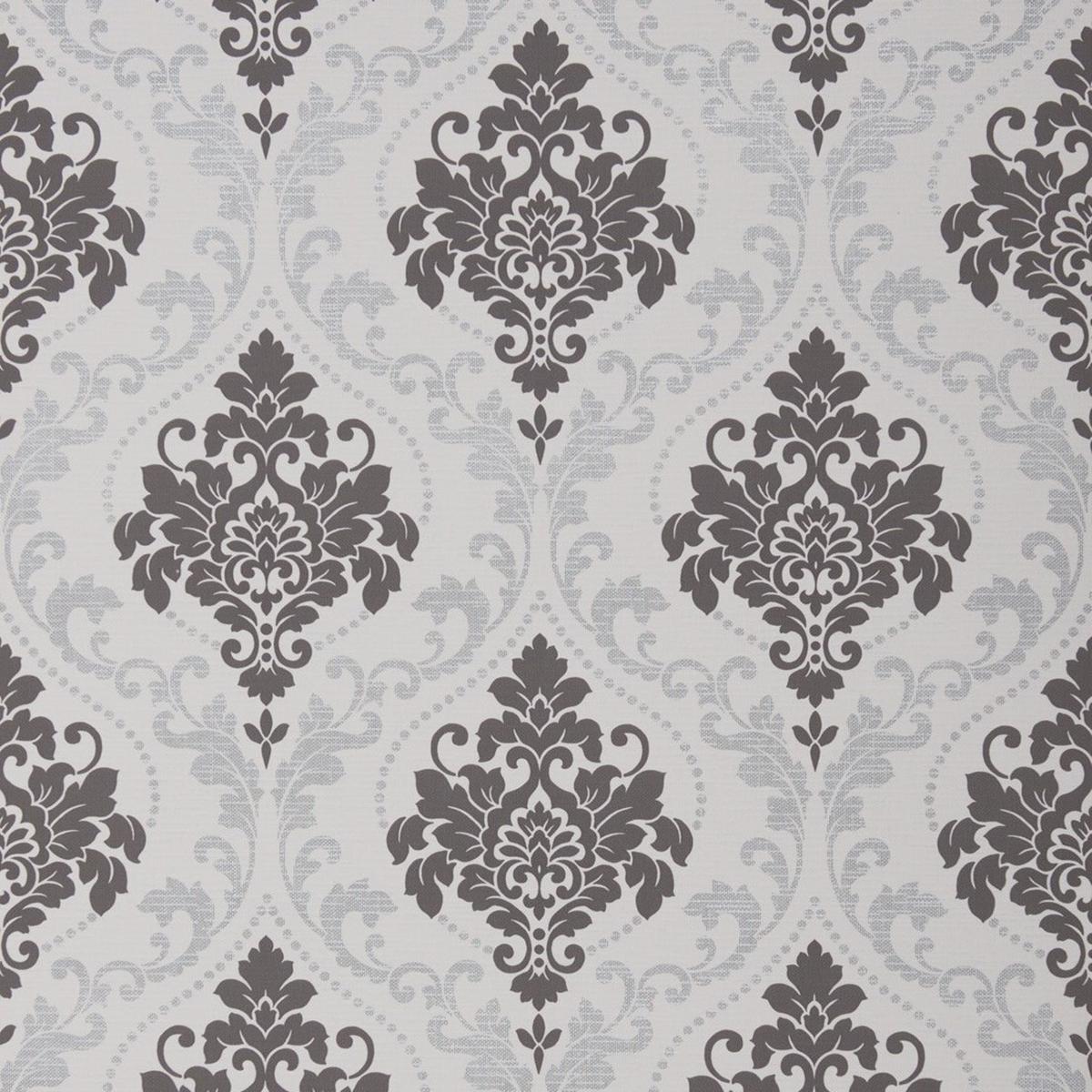 Тапет Бестселър класически орнамент бяло