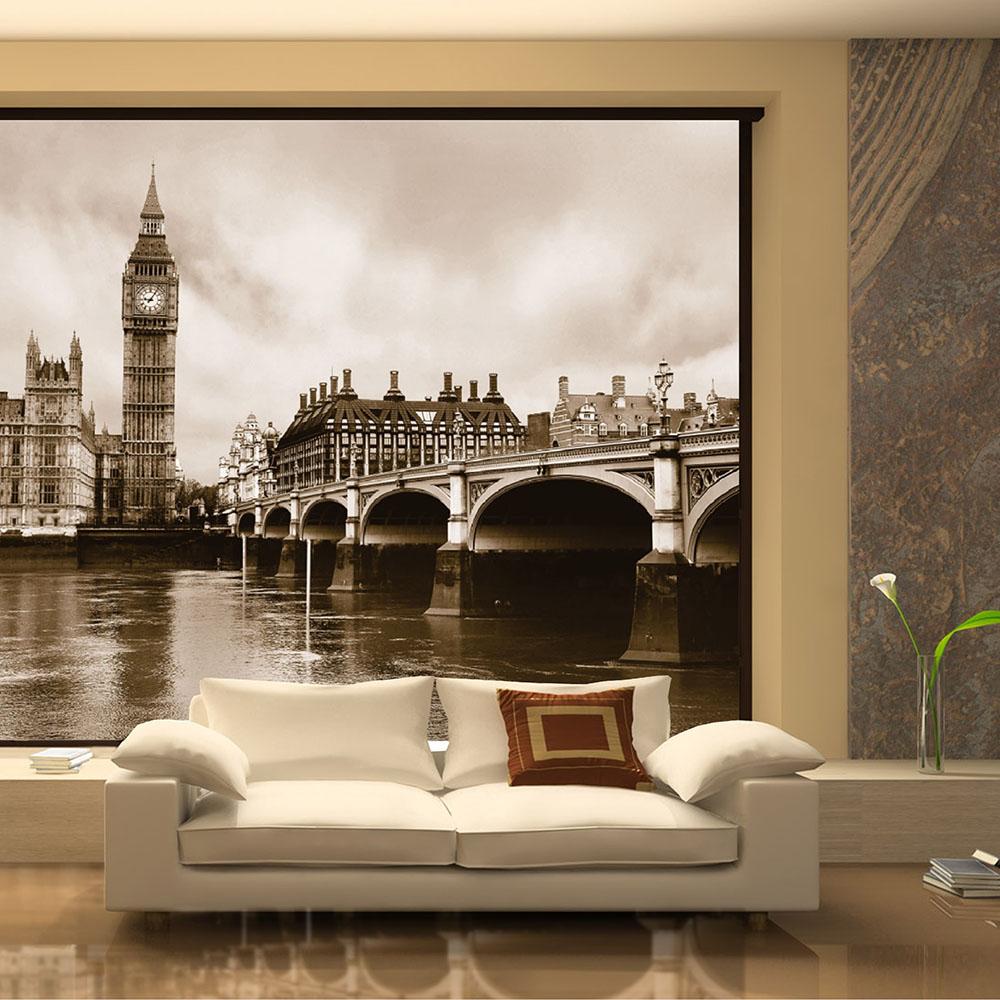 Фототапет Стандарт 360×254 см, 4ч., Лондон