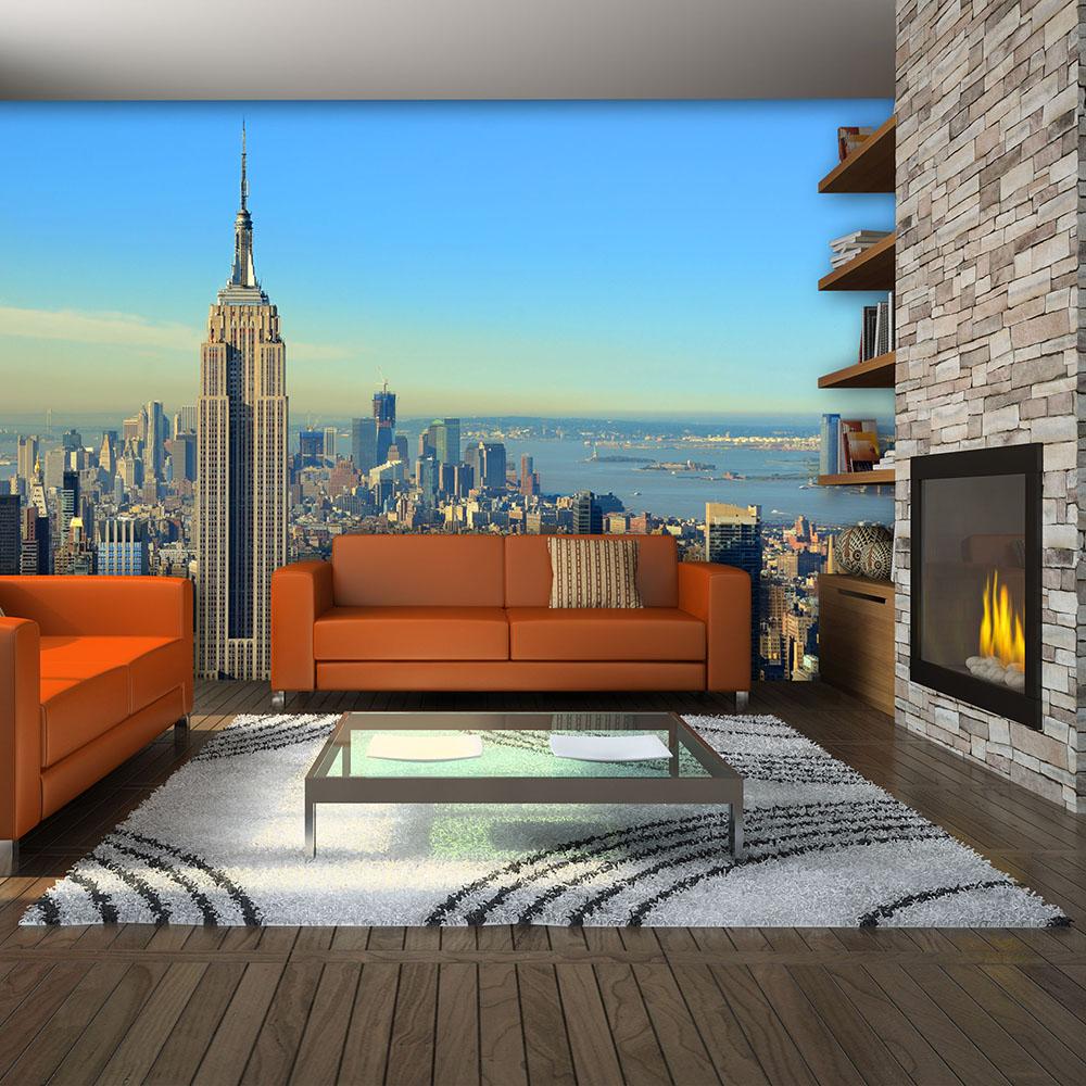 Фототапет Стандарт 360×254 см, 4ч., Ню Йорк