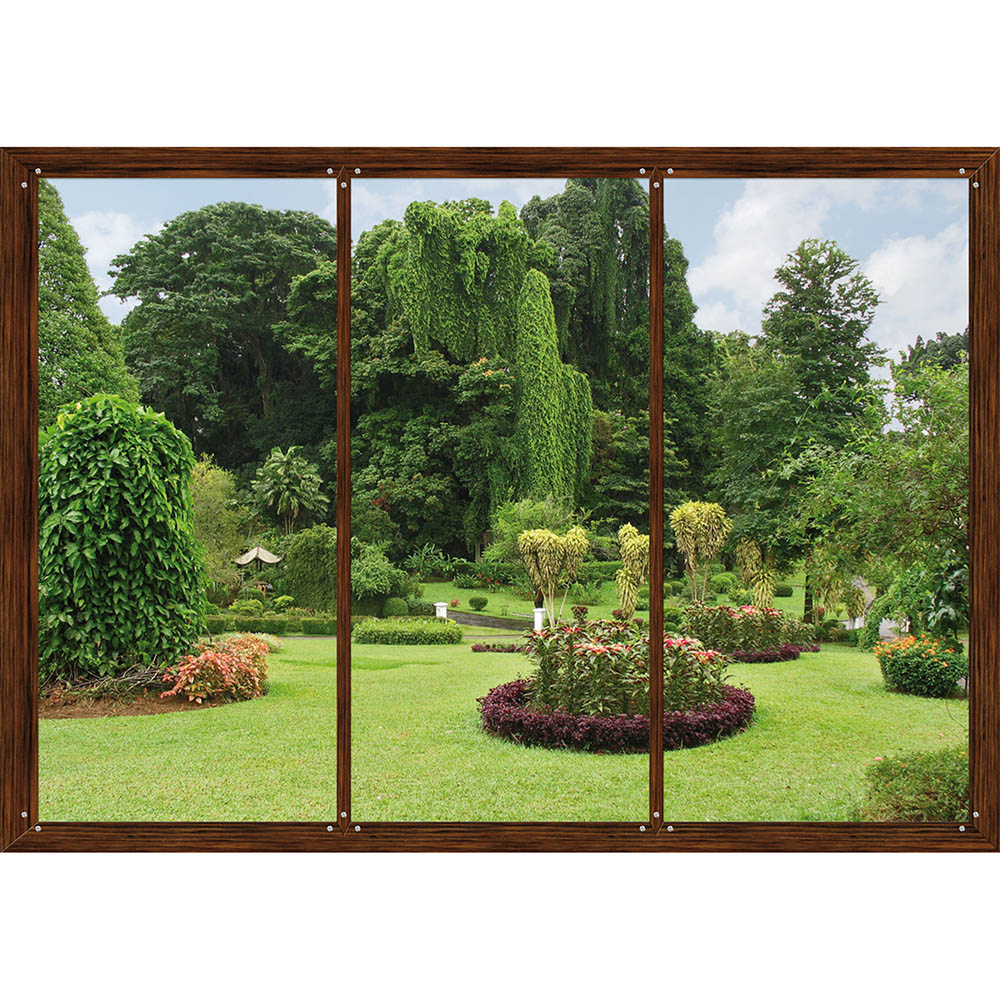 фототапет Стандарт 360х254/4ч Лятна градина