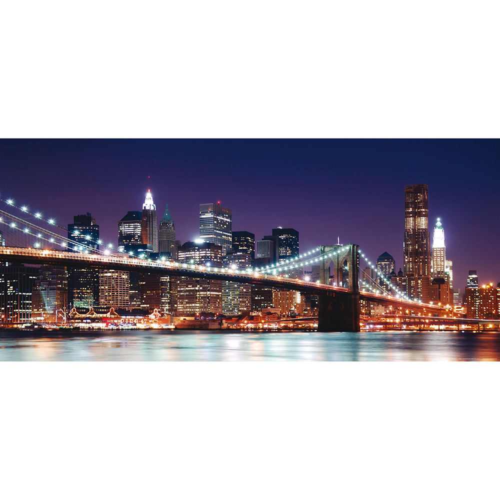 Фототапет Флис 202×90/1ч Хориз. Бруклинският мост