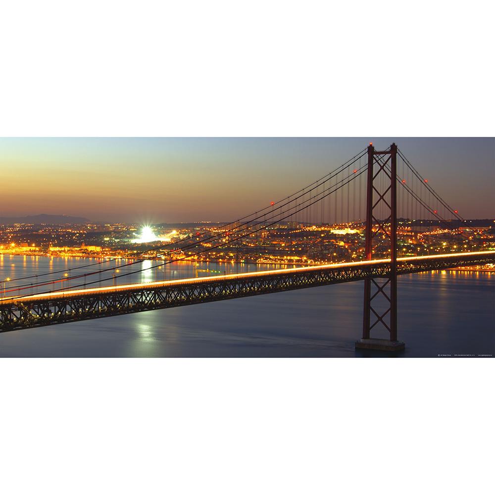 Фототапет Флис 202×90/1ч Хориз. Златeн мост