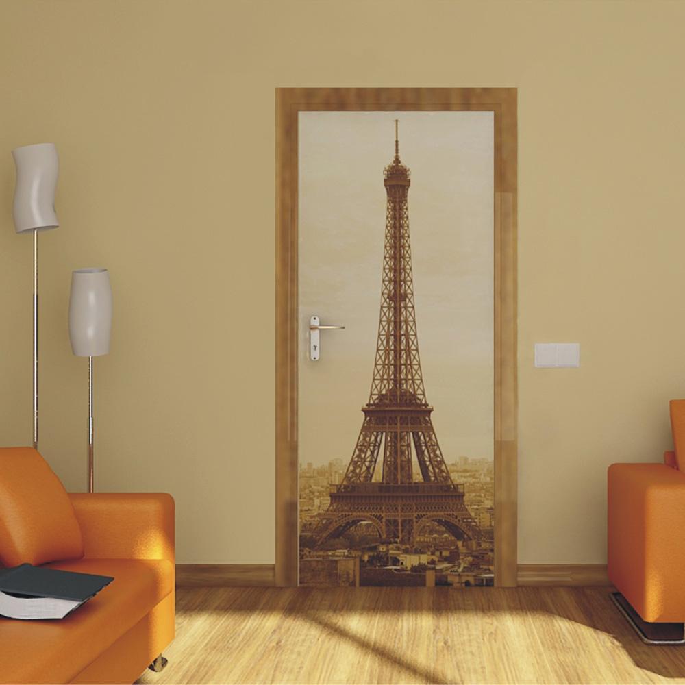 Фототапет Флис 90×202/1ч Верт. Париж