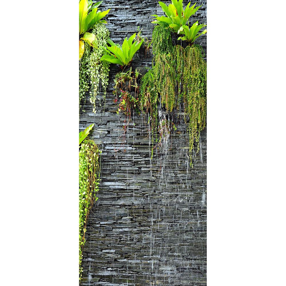 фототапет Флис 90×202/1ч Верт. Стена с растения