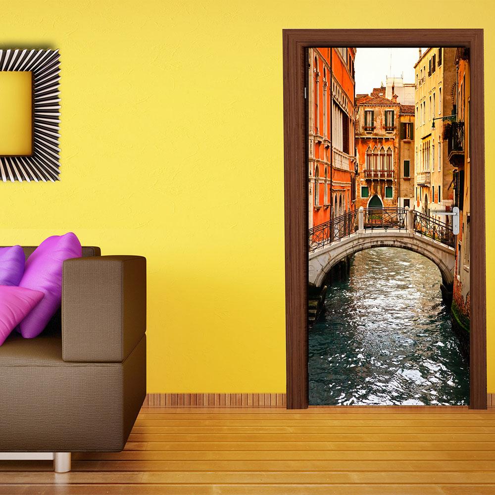 Фототапет Флис 90×202/1ч Верт. Венеция