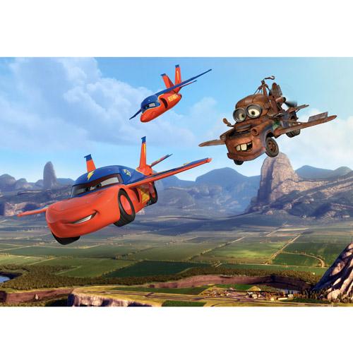 фототапет Disney Стандарт 360×254 см, 4ч., колите летят
