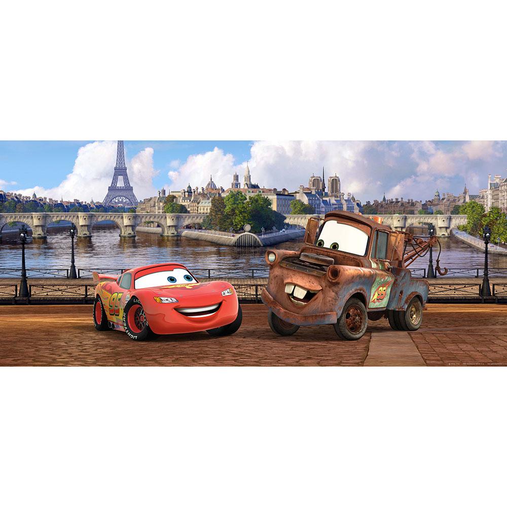 Фототапет Disney Флис 202×90/1ч Хориз. Колите в Париж