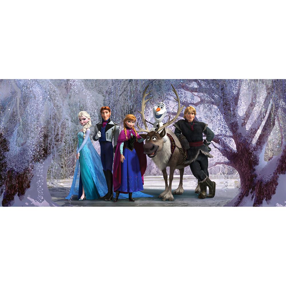 фототапет Disney Флис 202×90/1ч Хориз. Замръзналото Кралство