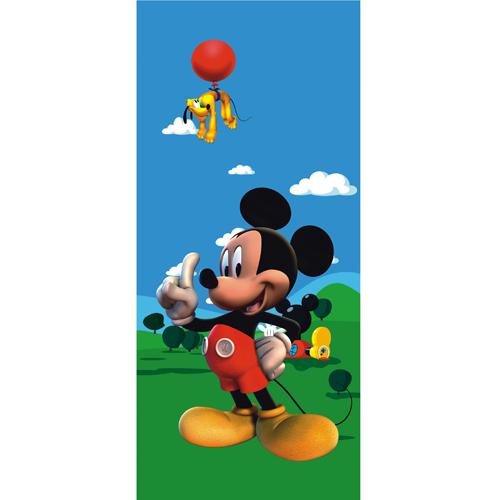 фототапет Disney Креатив Вер. 90×202 см, 1ч., Мики