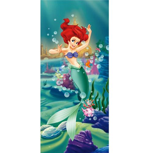 фототапет Disney Креатив Вер. 90×202 см, 1ч., Ариел