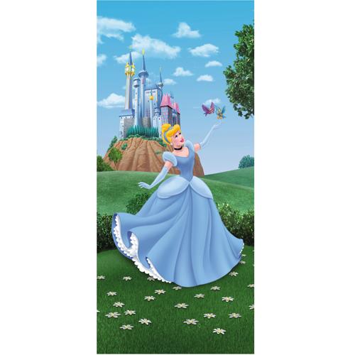 фототапет Disney Креатив Вер. 90×202 см, 1ч., Пепеляшка