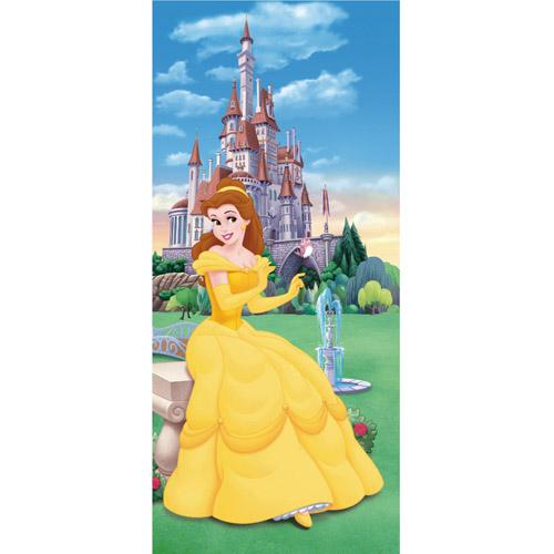 фототапет Disney Креатив Вер. 90×202 см, 1ч., Красавицата и звяра