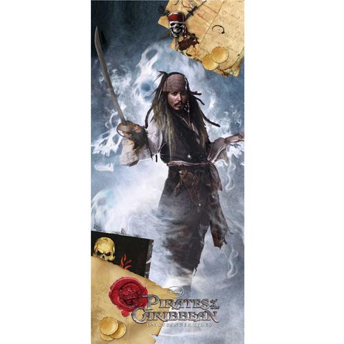 фототапет Disney Креатив Вер. 90×202 см, 1ч., пирати