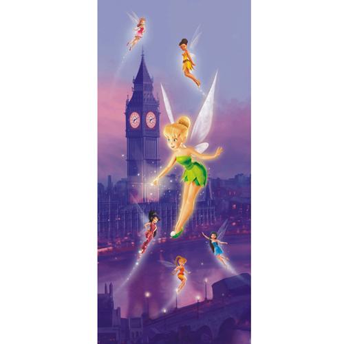 фототапет Disney Креатив Вер. 90×202 см, 1ч., феи в Лондон