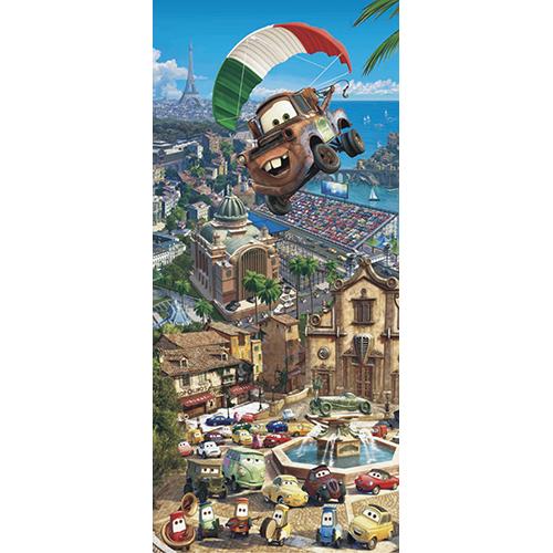 фототапет Disney Креатив Вер. 90×202 см, 1ч., Матю лети