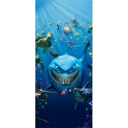 фототапет Disney Креатив Вер. 90×202 см, 1ч., Търсенето на Немо