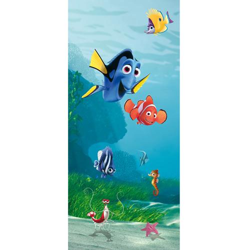фототапет Disney Креатив Вер. 90×202 см, 1ч., Немо