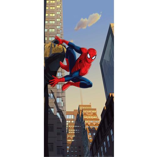 фототапет Disney Креатив Вер. 90×202 см, 1ч., Спайдърмен