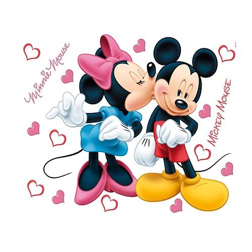 стикери A&G Disney 65×85 см, 1ч., Мини и Мики Маус
