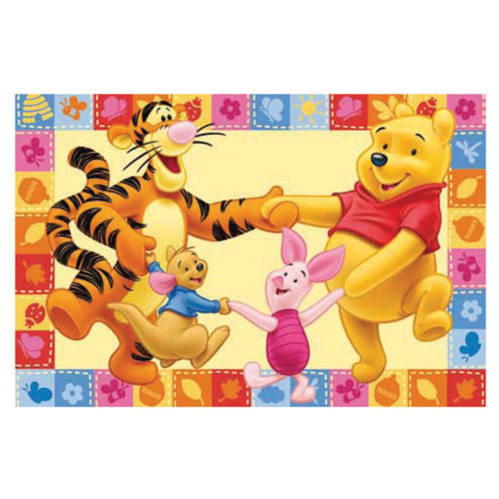 килим 80х140 Мечо Пух и приятели