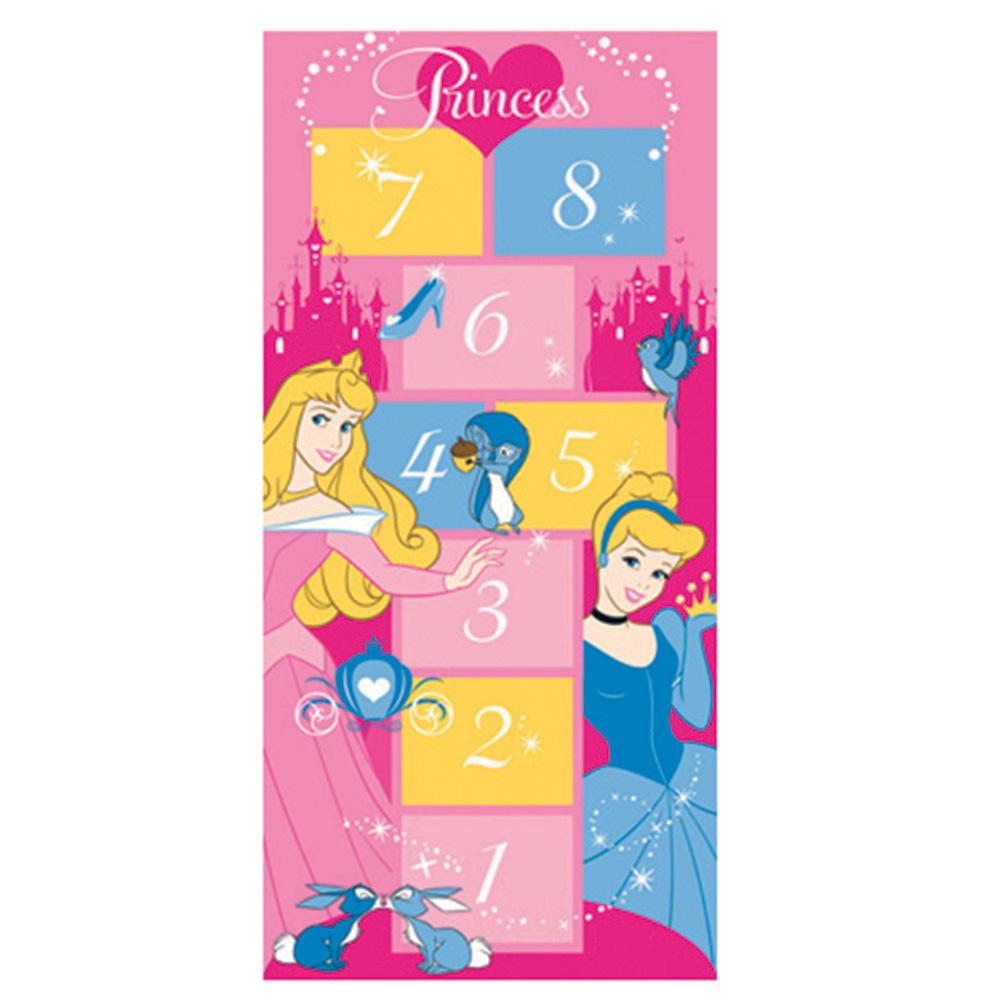 килим 67х140 Принцеси скок подскок