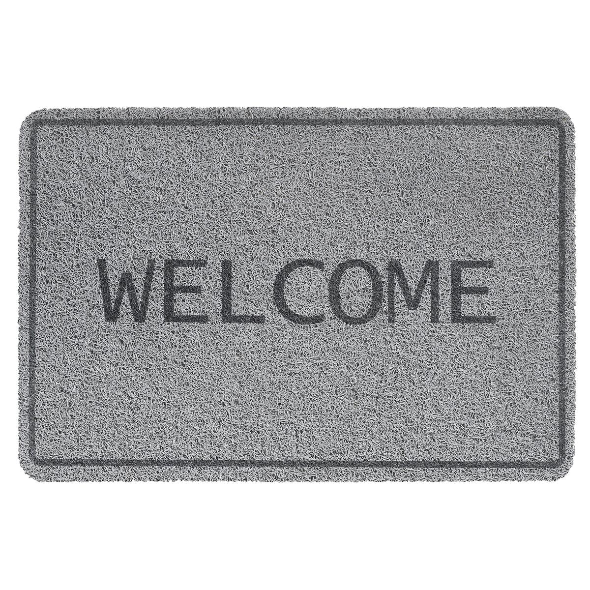 изтривалка за вън Кърли Принт 40х60 welcome