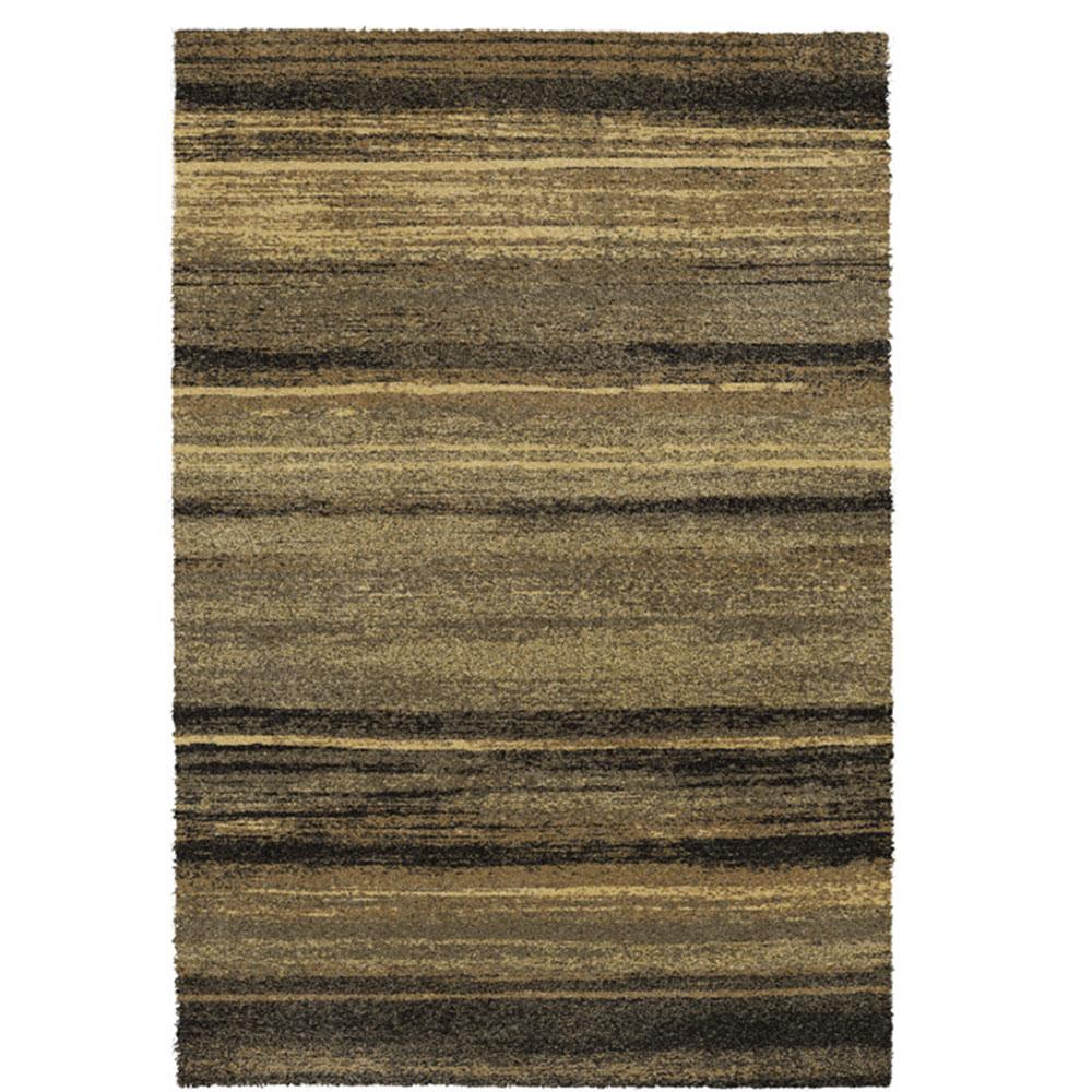килим Mehari кафяво черти