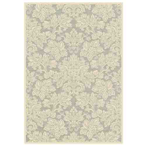 килим Genova клончета сиво