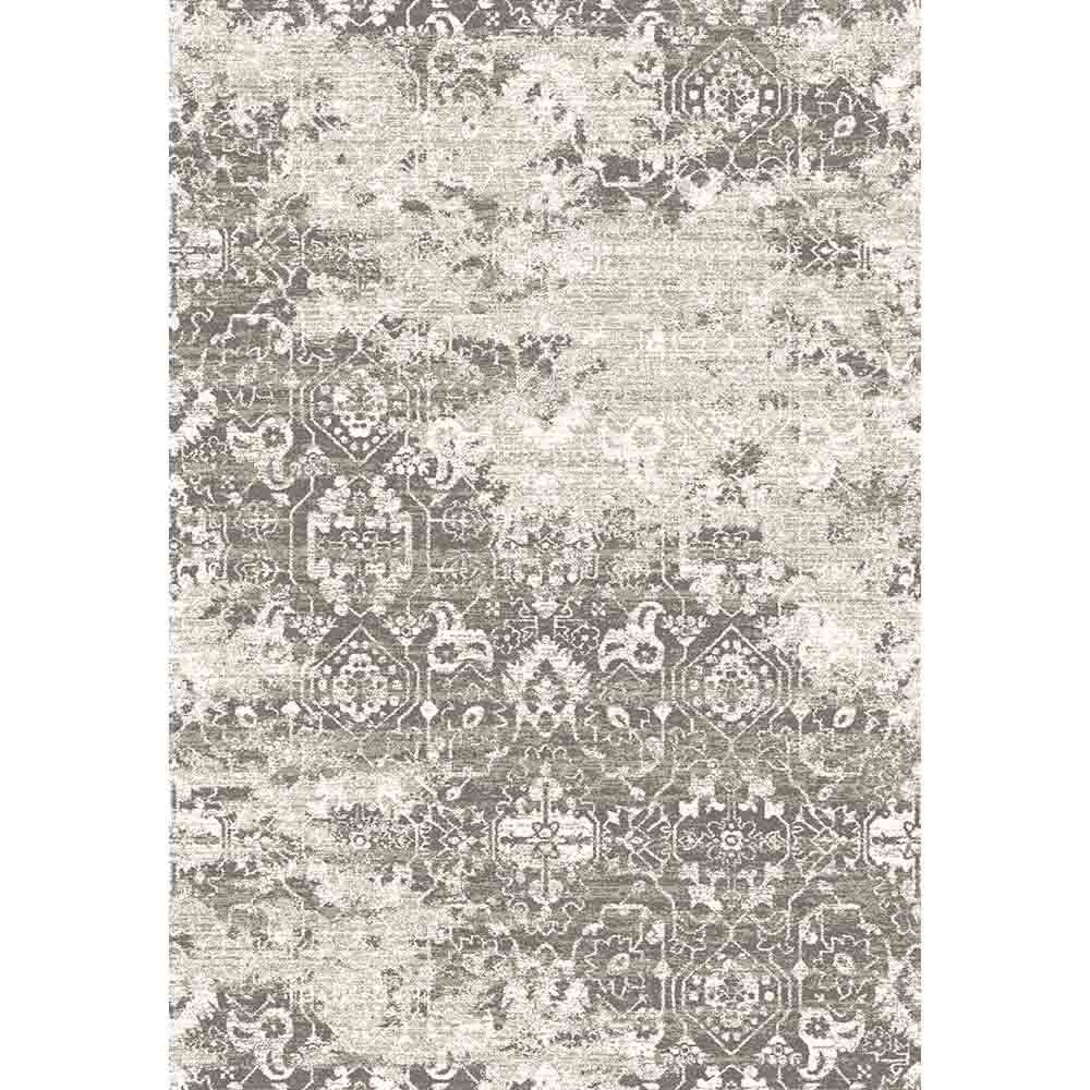 килим Инфинити орнаменти сиво