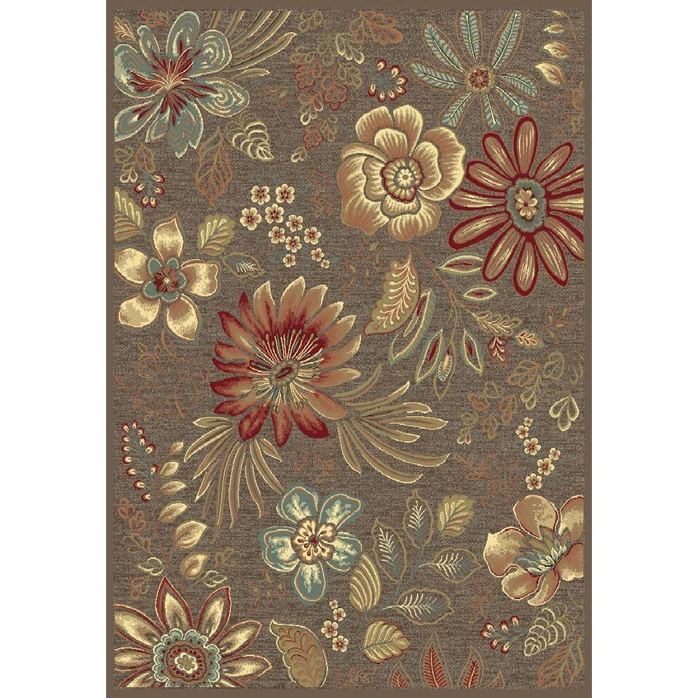 килим Genova полски цветя резеда