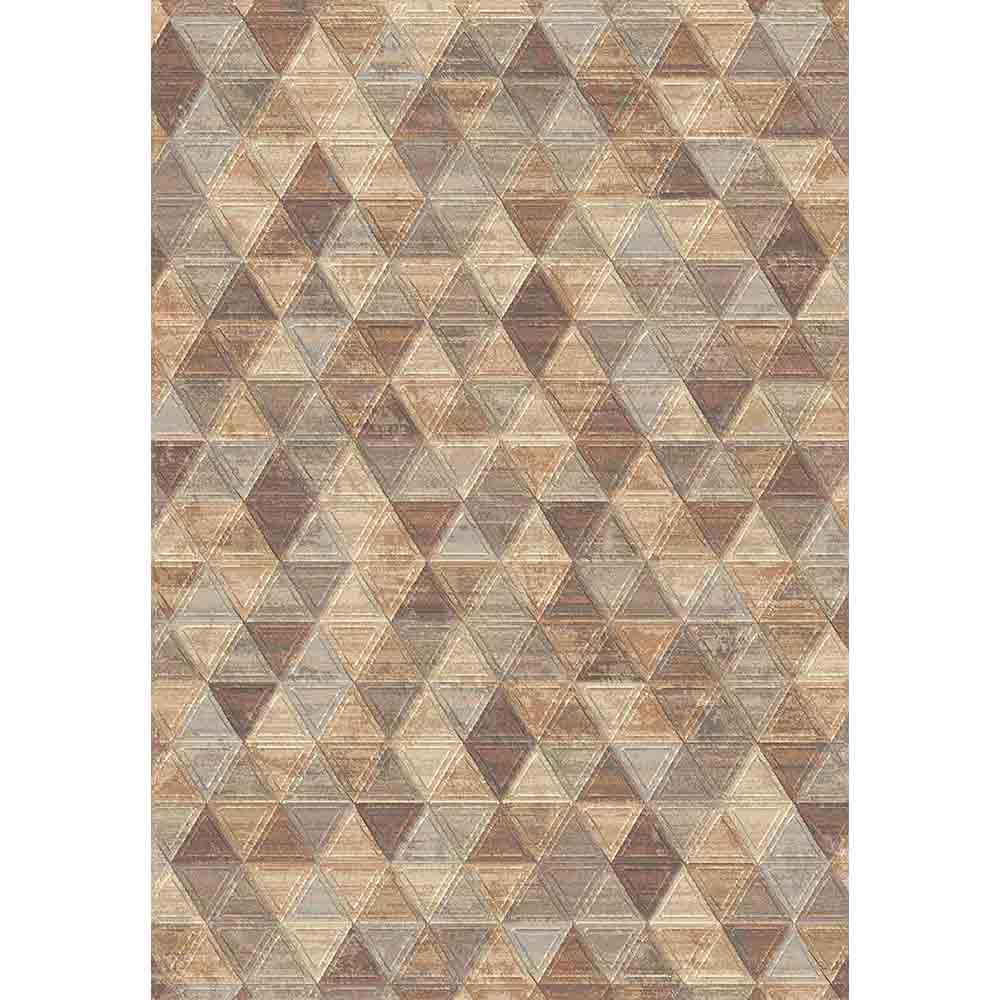 килим Sundance триъгълници ръжда
