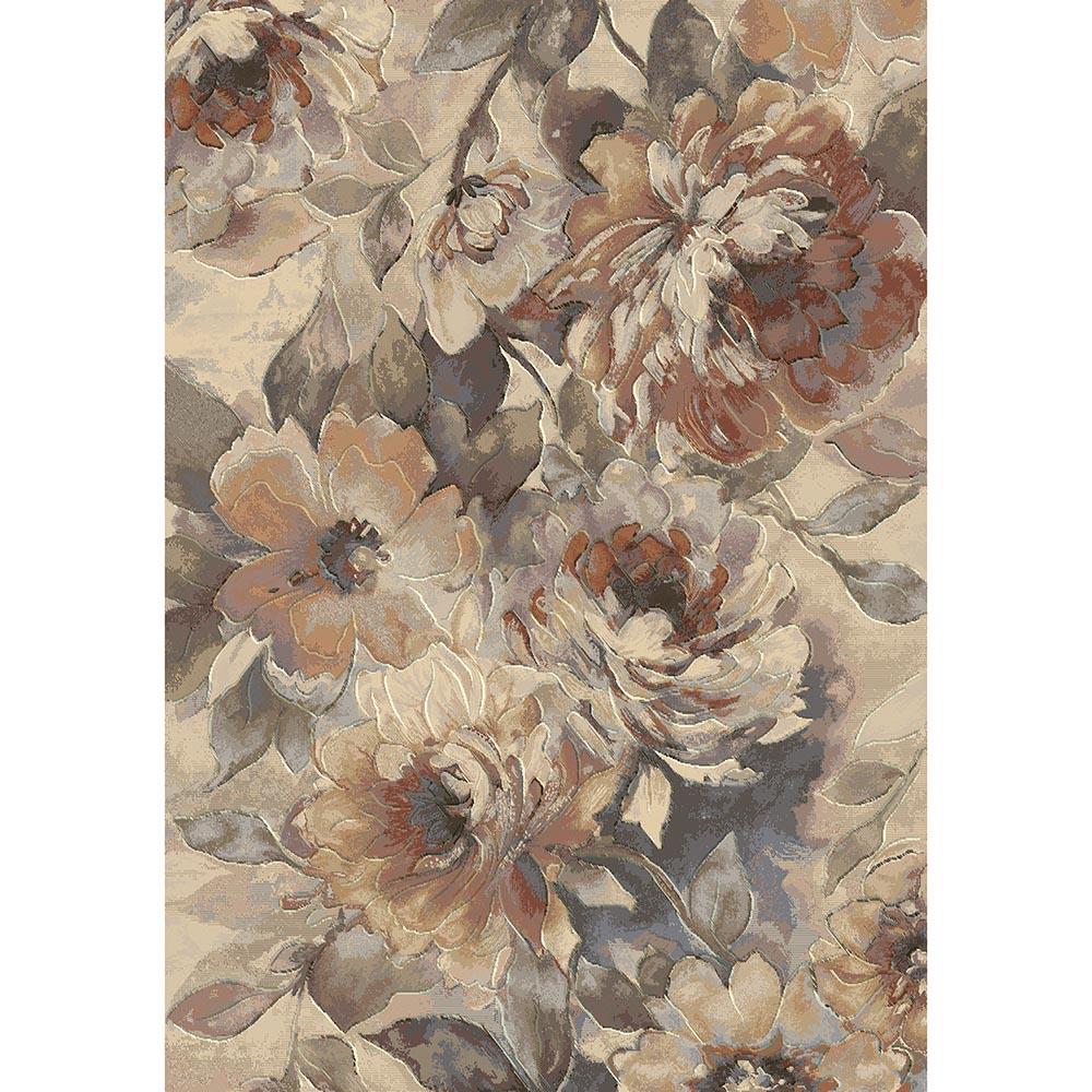 килим Sundance г.цветя оранж 160х230