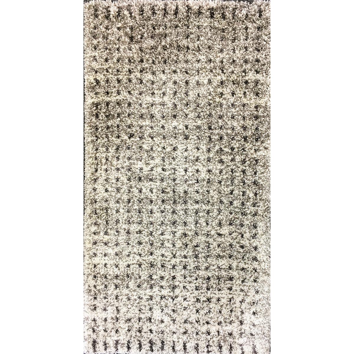 килим Royal Nomad меланж точки сиво 80х150