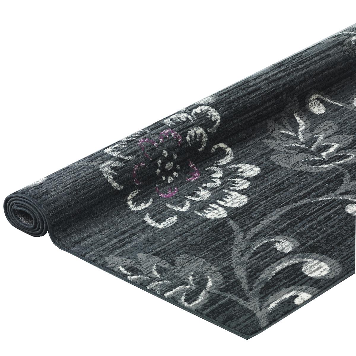килим Lanu орнаменти т.сиво лила