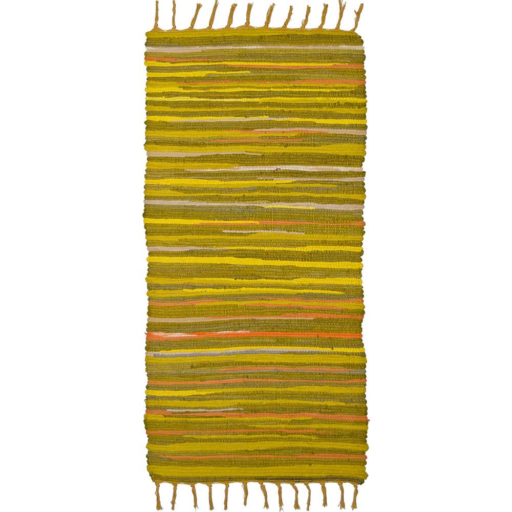 килим памук Alabama слънчево жълто