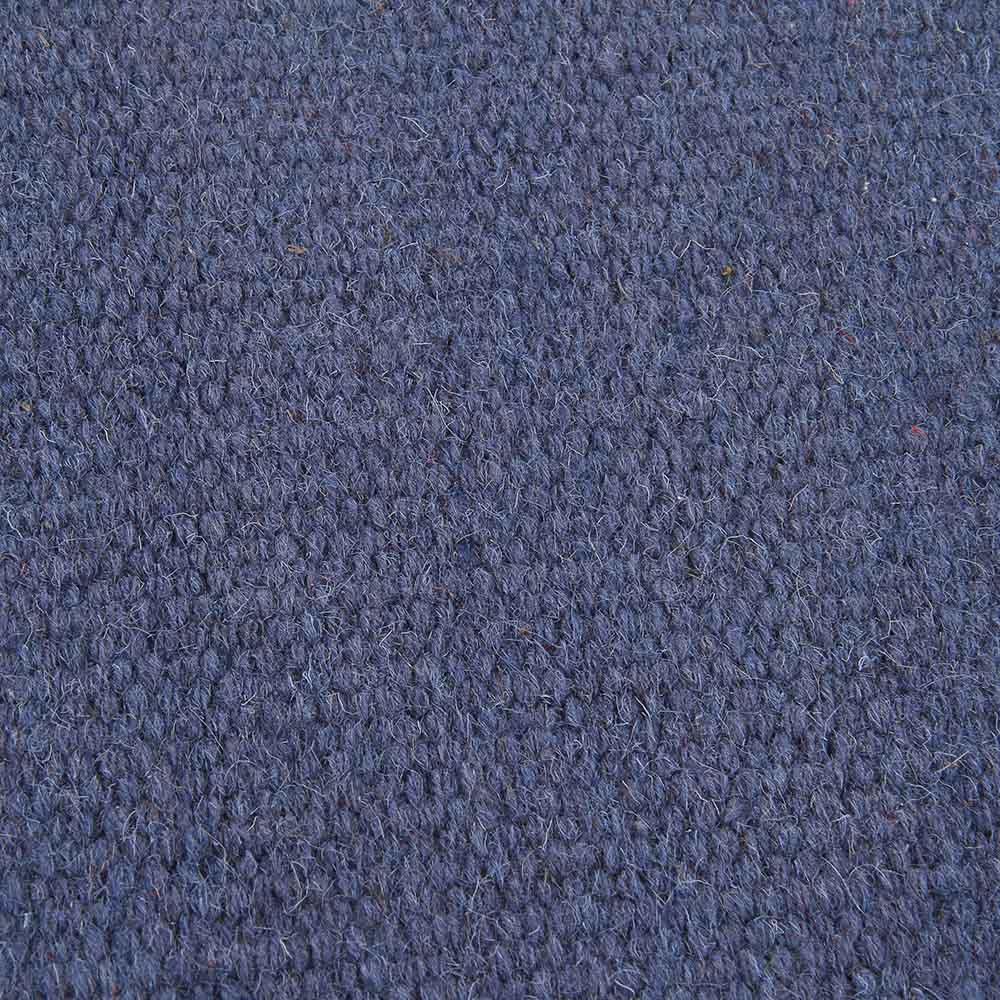 килим вълна Ubique деним синьо
