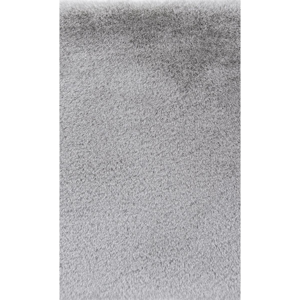 килим Touch тъмно сив 60×120