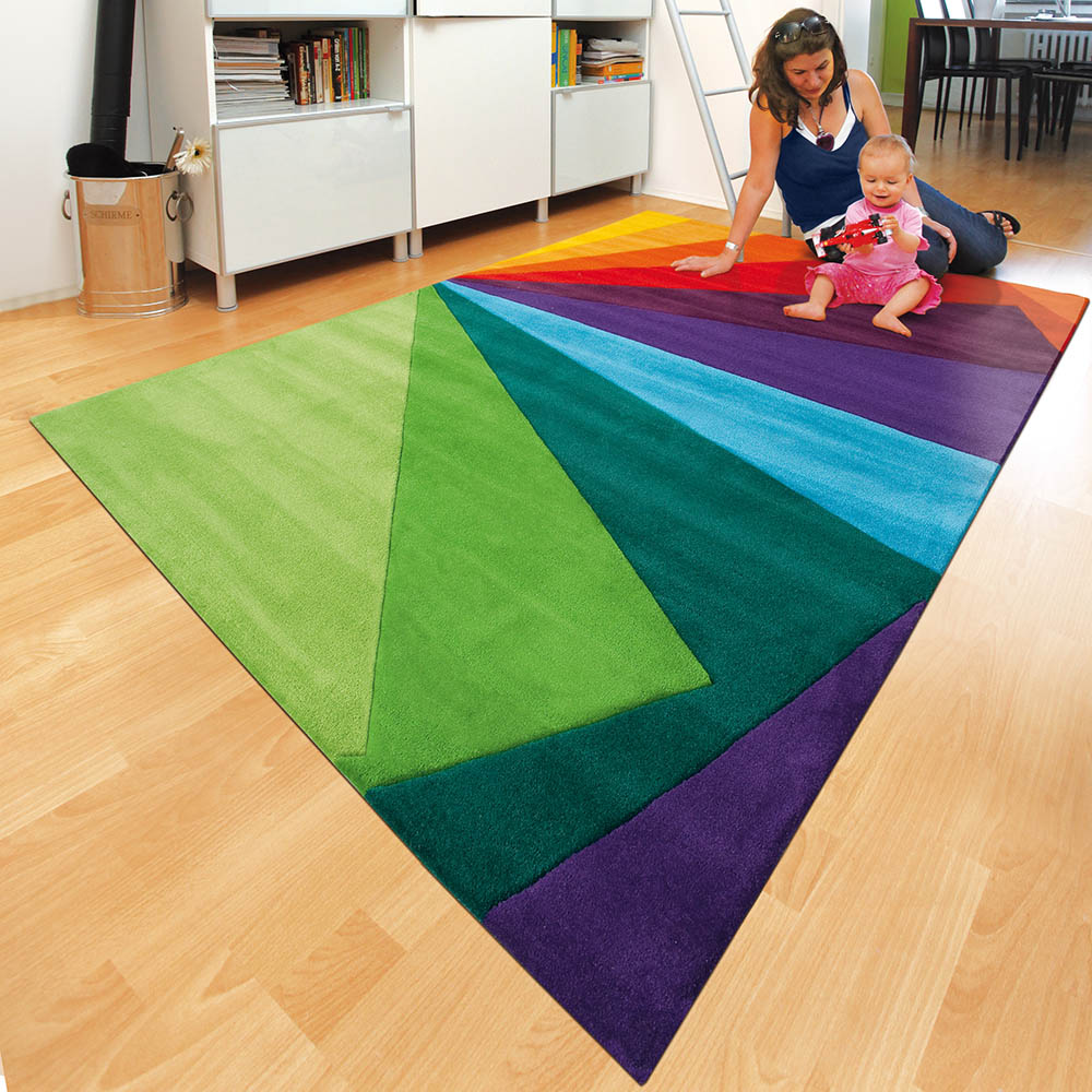 килим Joy – Colour Festival цветно ветрило